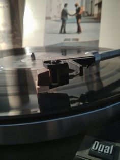 Dual turntable - Wish you where here Pink Floyd