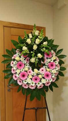 1 million+ Stunning Free Images to Use Anywhere Flower Wreath Funeral, Funeral Flowers, Funeral Floral Arrangements, Church Flower Arrangements, Funeral Sprays, Funeral Urns, Home Decoration Images, Funeral Gifts, Flower Arrangement Designs