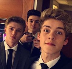 Which New Hope Club boy is right for you - Quiz