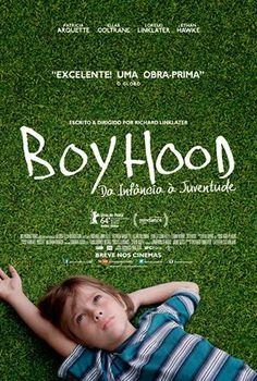 Indicado a melhor filme - BOYHOOD - DA INFÂNCIA À JUVENTUDE
