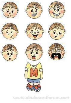 Okul öncesi dönemde duygu oyunları :) | OKUL ÖNCESİ FORUM