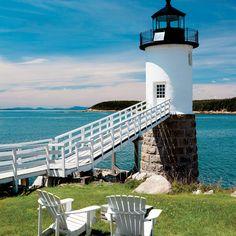 7 Charming Lighthouse Inns - Coastal Living