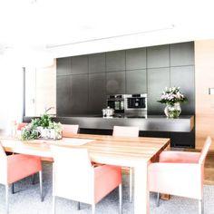 SCHWEBENDE INTUO KÜCHE Diese Außergewöhnliche Küchenplanung Stammt Von  Unserem Flagship Partner Föger Aus Tirol. Der