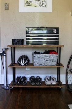 DIY: Bike Shelf by Kaleb - Brewed Together