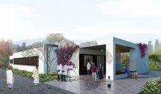 Woldya Maternity Center / Xavier Vilalta Architects
