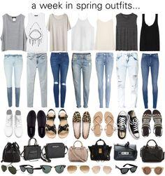 Spring outfits Pinterest:     @Treasurepug17 @Beachbeauty18