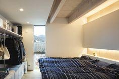 寝室 / Yoshihiro Ishiue Architects