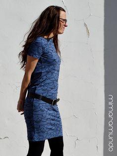 MiMaraMundo: Blau, blau, blau sind alle meine Kleider...