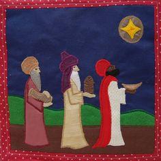 nativity quiet book
