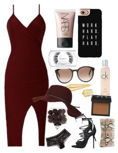 """""""•The Offical Trillest Queen is Here•"""" by trillest-queen ❤ liked on Polyvore featuring Casetify, NARS Cosmetics, Yves Saint Laurent, MAC Cosmetics, Christian Louboutin, Calvin Klein, Lise Charmel and Narciso Rodriguez"""
