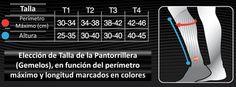 Guía para elegir la talla de las pantorrilleras #compressport #pantorilleras #mediascompresion #running #trailrunning