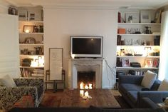 Check out this awesome listing on Airbnb: Parisian Chic by the Eiffel Tower in Paris - I love this place too 8/10