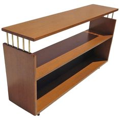 Mid-Century Bookcase in the Style of Paul McCobb