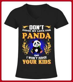 PANDA Animals Tshirt - Panda shirts (*Partner-Link)