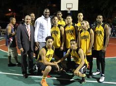 El Club Deportivo Cancino II inaugura XI torneo de basket presuperior   NOTICIAS AL TIEMPO