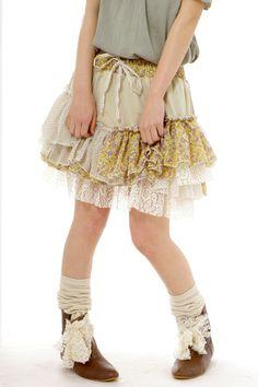 Wonder Rocket Skirt