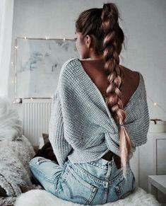 open back sweater yes pls