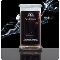The deep, smoky scent of pure Dragon's Blood incense will relax the senses and warm up any space. Savor the rich top notes of orange and clove, relax with middle notes of cedar, rose and patchouli and unwind completely with end notes of wood. https://www.jewelryincandles.com/store/karen_williams
