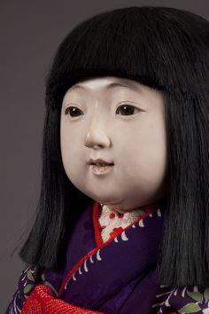 Japanese Friendship Doll, original Miss Aichi by Hirata Goyo II, circa 1927