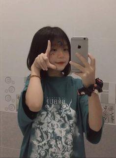 Ulzzang Korean Girl, Cute Korean Girl, Bad Girl Aesthetic, Aesthetic Photo, Cute Girl Pic, Cute Girls, Ullzang Girls, Korean Natural Makeup, Korean Best Friends