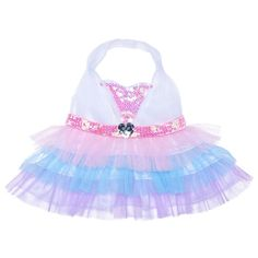 Shop, Explore and Play at Build-A-Bear® White Tulle Dress, Pink Tulle, Teddy Bear Clothes, Cute Baby Clothes, Build A Bear Accessories, Fake Nails For Kids, American Girl Hairstyles, Custom Teddy Bear, Build A Bear Outfits