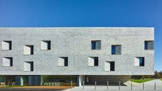 Conservatoire of Music, Dance and Dramatic Arts, Belfort | Dominique Coulon & associés; Photo: Eugeni Pons | Archinect