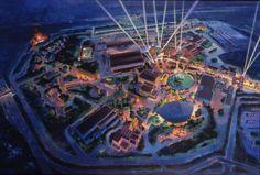 Disney MGM Studios concept.