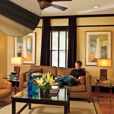 Photo: Deborah Whitlaw Llewellyn | thisoldhouse.com | from 39 Crown Molding Design Ideas