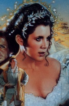 Leia wedding-artwork
