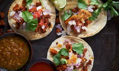 29 Terrific Taco Recipes! Vegetarian Tacos, Fish Tacos & More for Cinco de Mayo