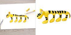 Kampanjen Soft Toys for Education harIkea låtit barn rita teckningar på djur. För varje såld leksak skänker möbeljätten en euro till utbildningsprojekt för barn via Unicef och Save the Children.