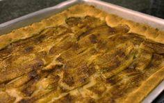 torta de banana de jericoara