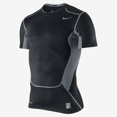 Nike Store Nike Pro Combat Hypercool 2.0 - I've liked compression shirts, but I've never been into them. I think it's time!