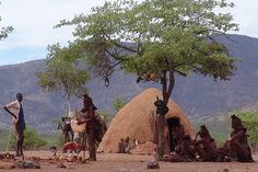 HIMBA PEOPLE: AFRICA`S MOST FASHIONABLE TRIBE