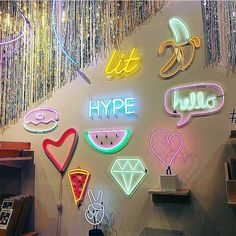 Neon Urban Outfitters