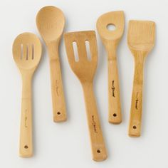 Need a hand? #Bamboo untensils help fast track mealtime. #cookware #Kohls