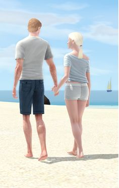 Lovers 6 - Sims 3 poses at Rusty Nail - Social Sims 3 Finds