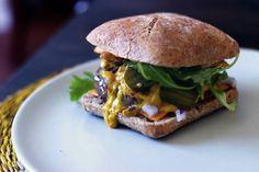 burger, photo par Élodie Ruiz