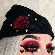 eyelashes online eyelashes extensions eyelashes mink eyelashes growth eyelashes … - Makeup Looks Dramatic Makeup Eye Looks, Eye Makeup Art, Dark Makeup, Crazy Makeup, Eyeshadow Makeup, Beauty Makeup, 80s Makeup, Edgy Makeup, Basic Makeup
