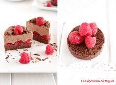 Málnás csokoládétorta...recepttel