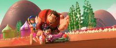 """""""Wreck-It Ralph"""" Animation Reel - by Andrew Chesworth '07. A compilation of scenes for which Andrew contributed animation to for the Disney feature film """"Wreck-It Ralph."""""""