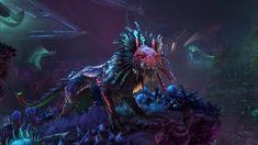 Es wurden eine ganze Menge neuer Kreaturen, Items, Strukturen und Biome zum kommenden DLC ARK: Genesis Part 2 vorgestellt.  Freut ihr euch auf die neue Erweiterung zu ARK: Survival Evolved. Evolve Wallpapers, Cool Pokemon Wallpapers, Animes Wallpapers, Creature Concept Art, Creature Design, Fantasy Creatures, Mythical Creatures, Ark Survival Evolved Tips, Jurassic Ark