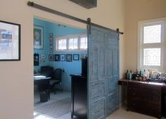 *슬라이딩 도어 Sliding Barn Doors for the Home :: 5osA: [오사]