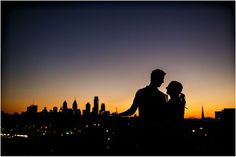 Philadelphia Engagement: Jen and Mitch
