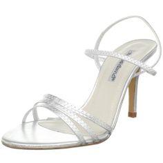 Charles David, Sandals, Amazon, Silver, Stuff To Buy, Wedding, Shoes, Black, Fashion
