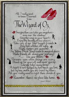 llow the yellow brick road. Wizard Of Oz Quotes, Wizard Of Oz 1939, The Worst Witch, Yellow Brick Road, Over The Rainbow, The Wiz, Teacher Appreciation, Movie Quotes, Words Quotes