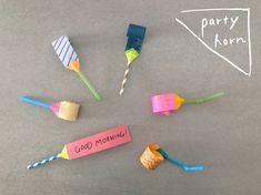 Diy Crafts For Kids, Horns, Paper, Horn, Antlers