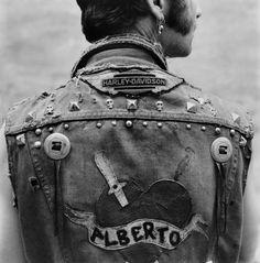 Alberto García-Alix photography.