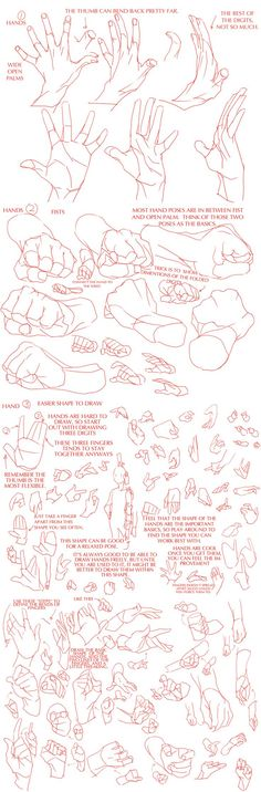 Drawing Tutorial Hand Design Reference 17 Ideas For 2019 Drawing Skills, Drawing Lessons, Drawing Techniques, Drawing Hands, Drawing Tips, Drawing Sketches, Art Drawings, Sketching, Drawing Ideas