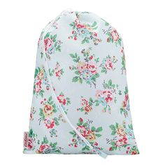 Cath Kidston Kingswood Rose Shoe Bag - ideal for laundry when camping